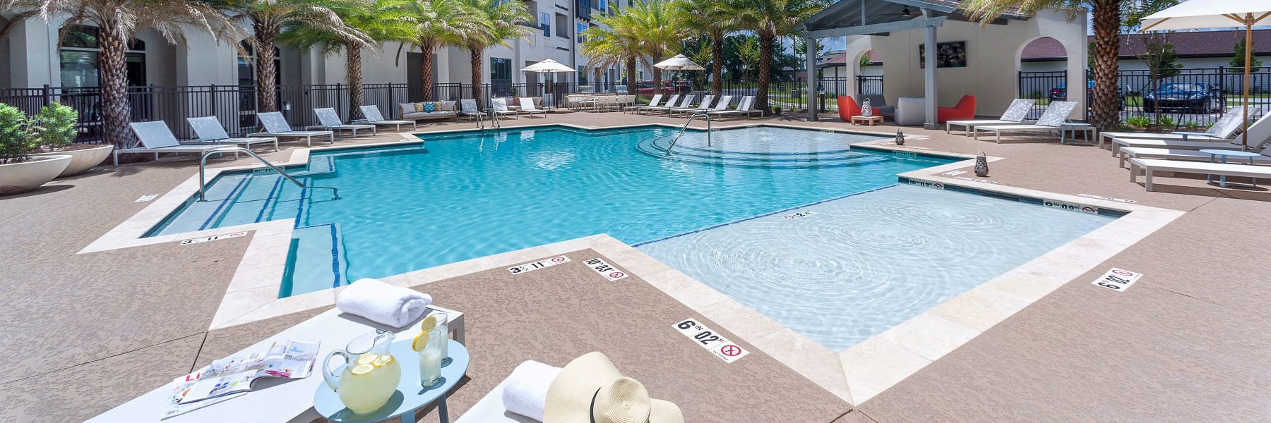 Pet friendly at The Addison in Baton Rouge, Louisiana