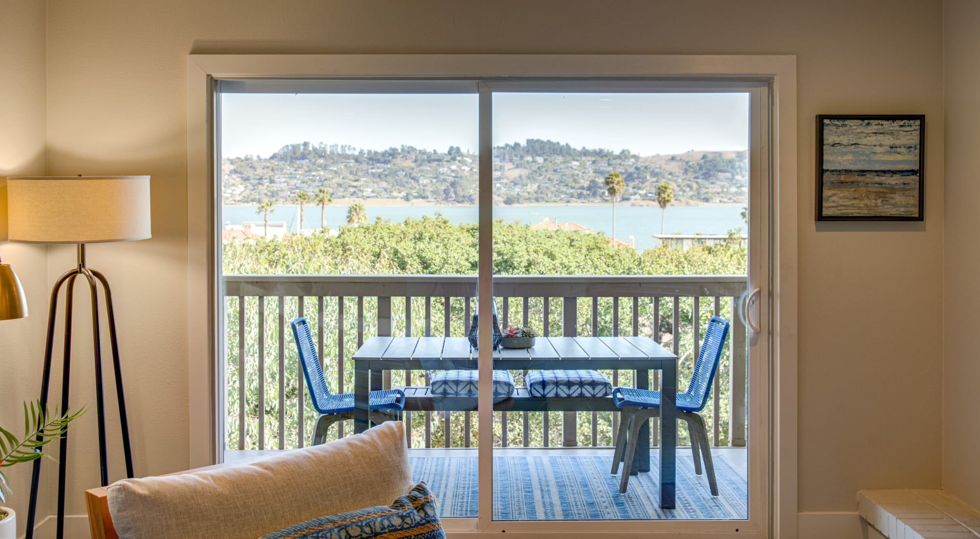 Amenities at Harbor Point Apartments in Mill Valley, California