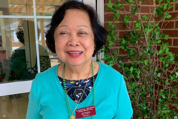 Testimonials from residents at Linwood Estates Gracious Retirement Living in Lawrenceville, Georgia