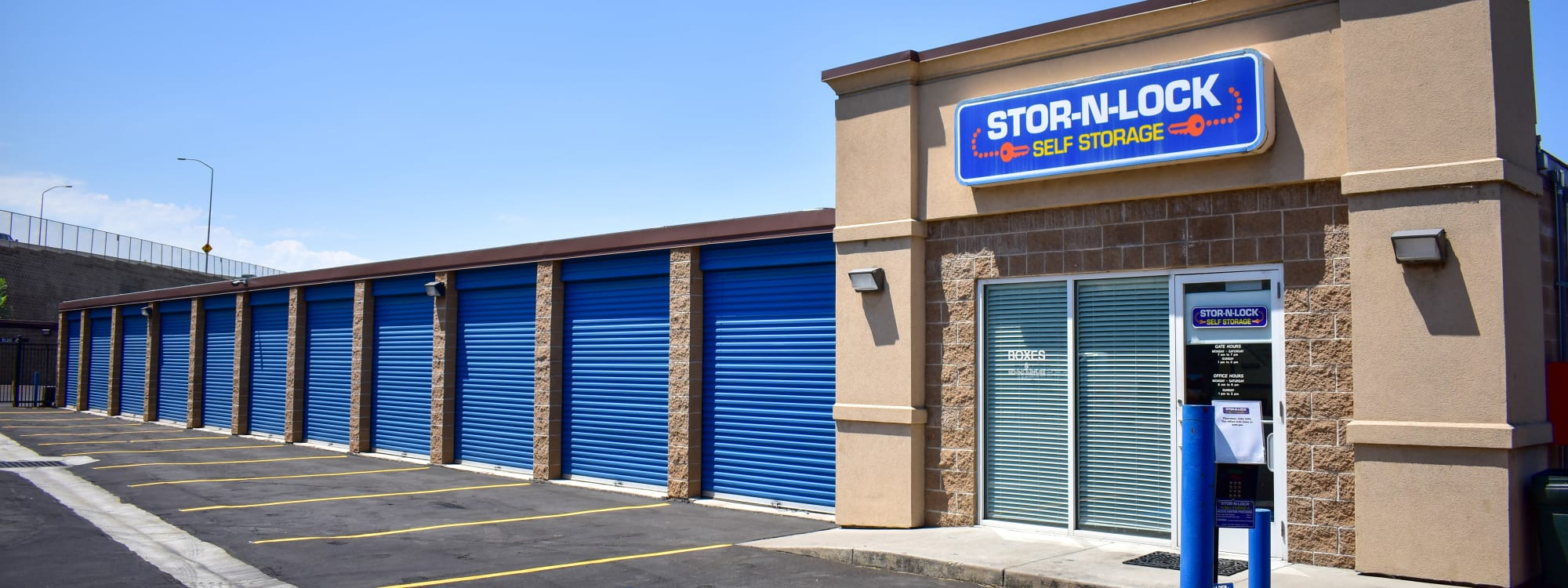 STOR-N-LOCK Self Storage in Riverdale, Utah