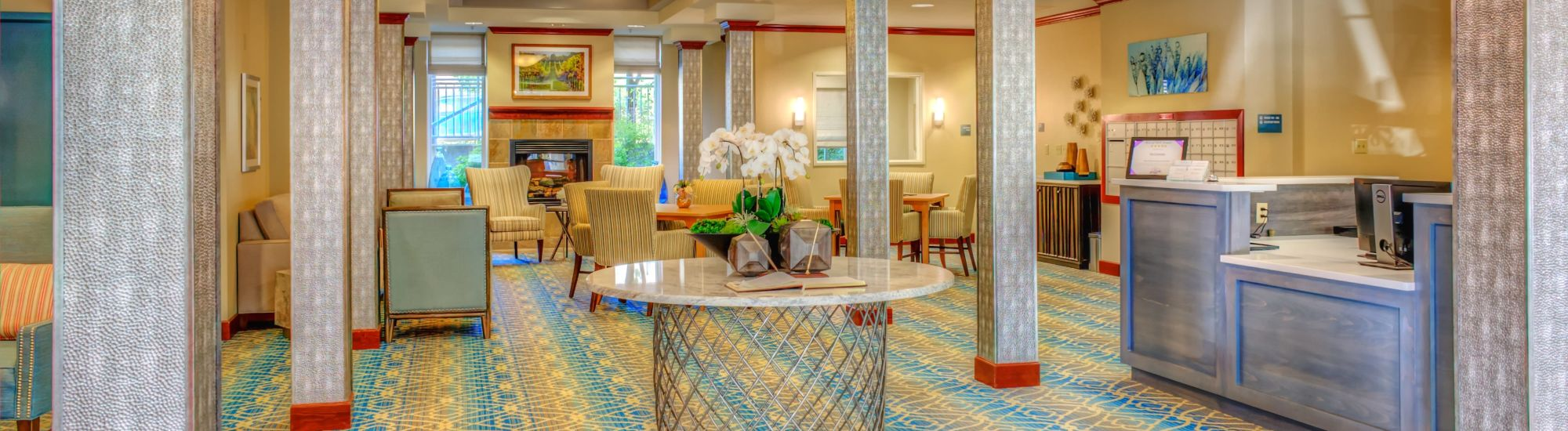 Our community at The Creekside in Woodinville, Washington