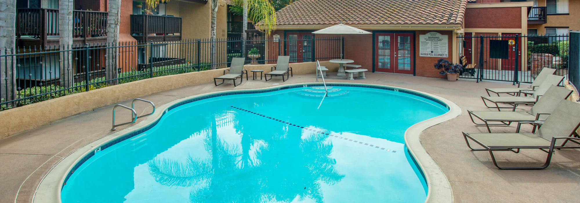 Privacy policy of Shadow Ridge Apartments in Oceanside, California