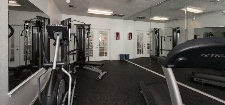 Cedar Glen Apartments fitness center