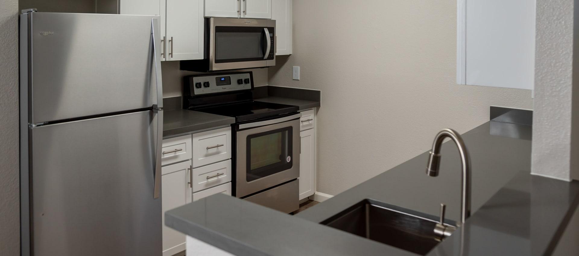 Kitchen at Shaliko in Rocklin, CA