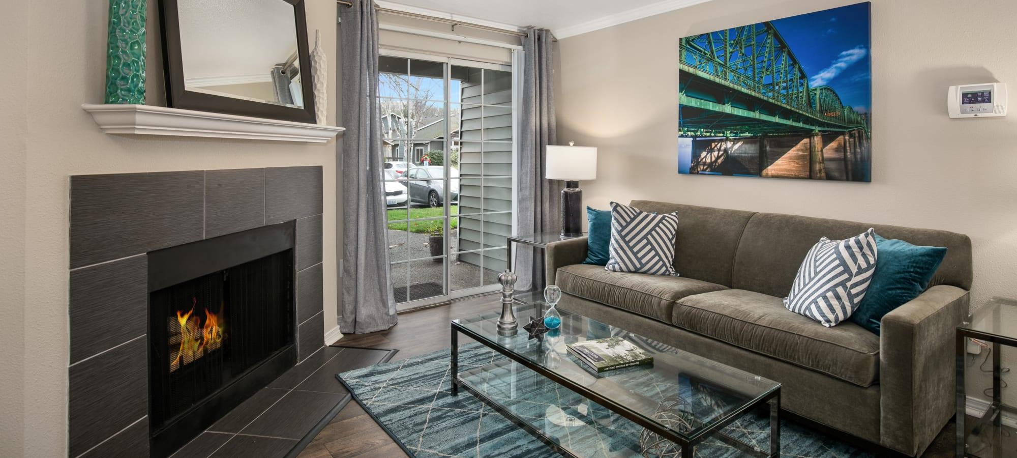 Vancouver, Washington apartments at Walnut Grove Landing Apartments