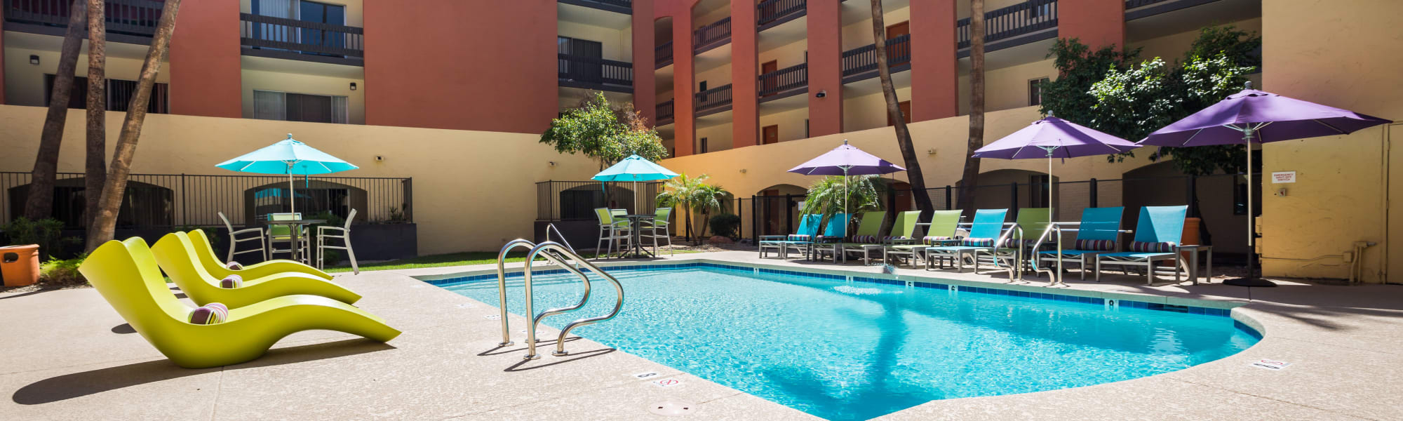 Resident benefits at 4127 Arcadia in Phoenix, Arizona