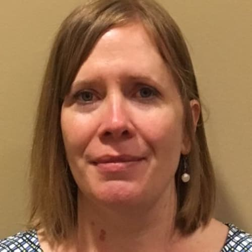 Deb Stanczykiewicz, Memory Care Coordinator of Keystone Place at Newbury Brook in Torrington, Connecticut