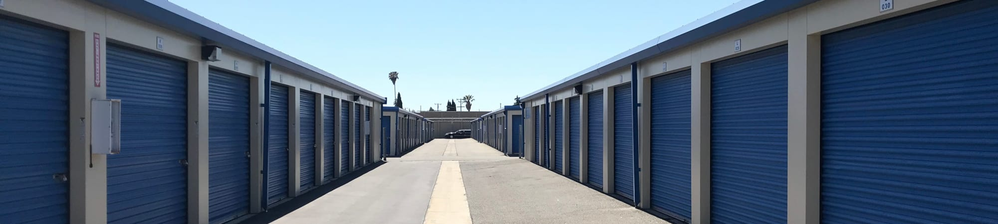 Business Storage from Storage Solutions in Fremont, California