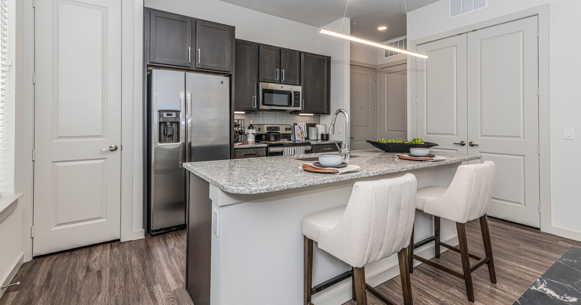 Apartments at Magnolia on the Green in Allen, Texas