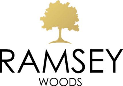 Ramsey Woods Logo