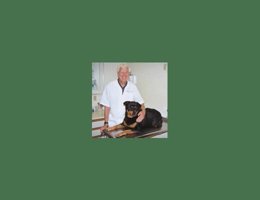 Michael Radcliffe, D.V.M. at Lafayette Animal Hospital