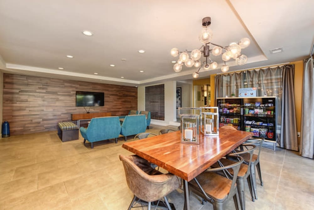 Clubroom at Citra in Sunnyvale, California