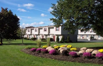 Saddle Club Townhomes is a nearby community of Village Green Apartments