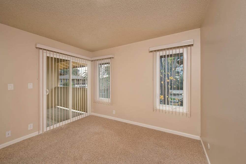 Spacious room at Villa Palms Apartment Homes in Livermore, California