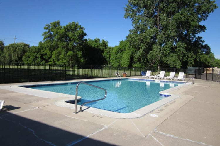 Community Amenities at Concorde Club Apartments in Romulus, Michigan