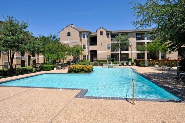 Swimming pool at Briargrove at Vail in Dallas, Texas