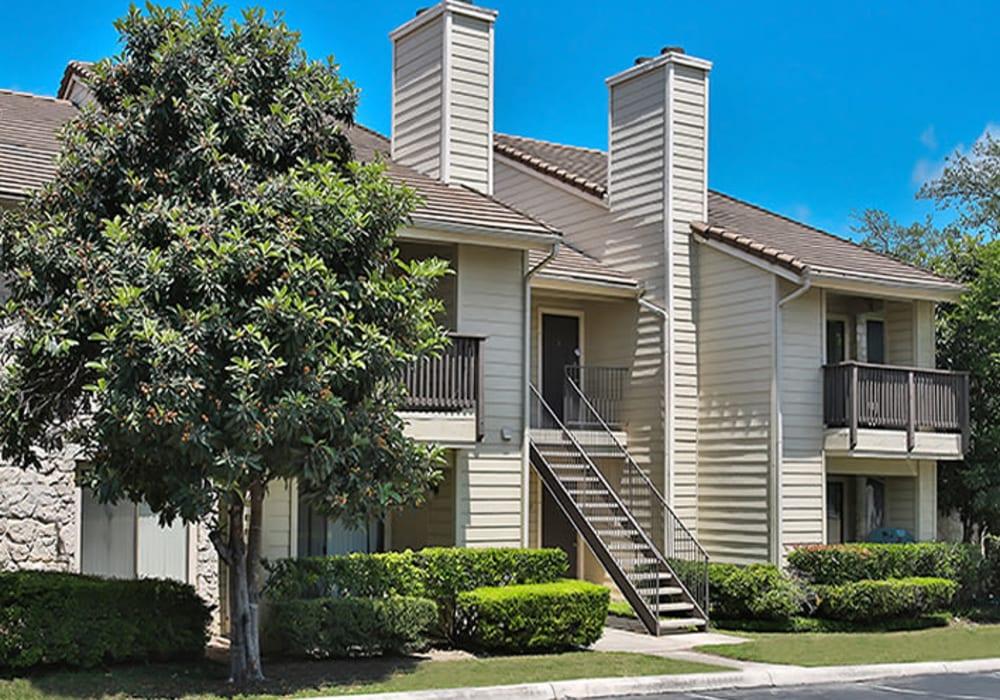 Our apartments at Turtle Creek Vista Apartments in San Antonio, Texas