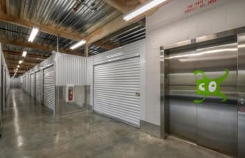 Space Shop Self Storage Provides Clean Storage Units
