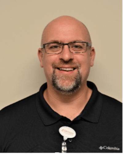 Matt Redding, Maintenance Director at The Sanctuary at Brooklyn Center in Brooklyn Center, Minnesota