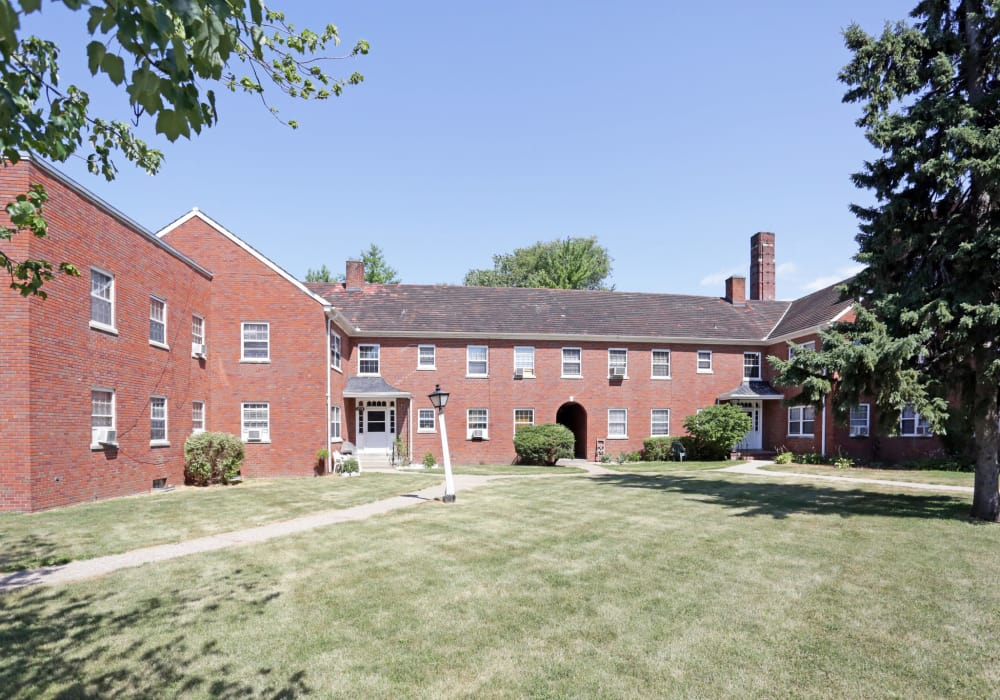Community amenities at Windsor Terrace in Des Moines, Iowa
