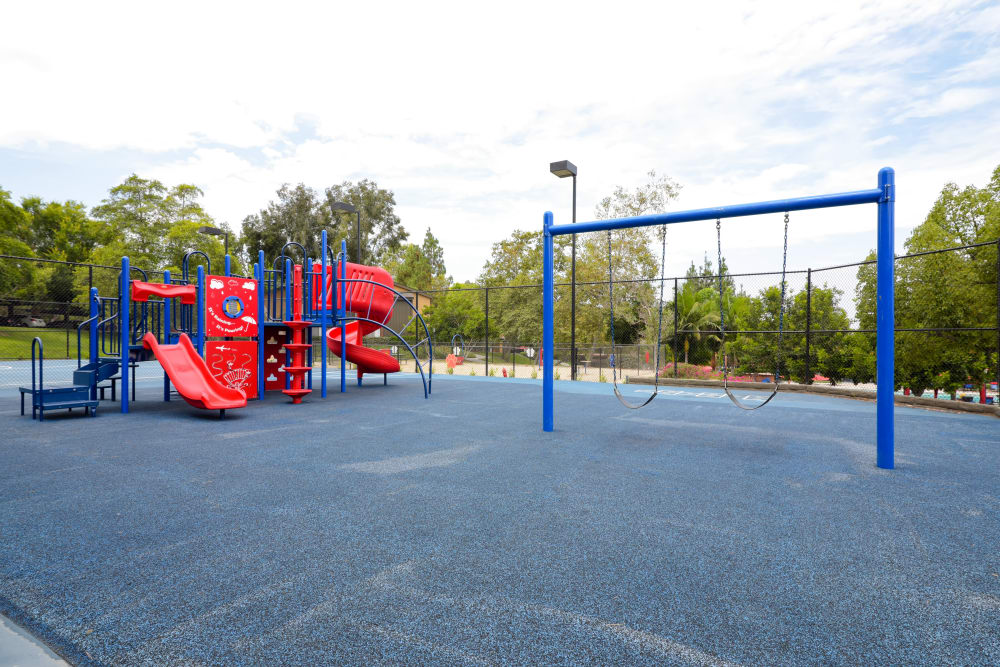 Playground at Presidio at Rancho Del Oro in Oceanside, California