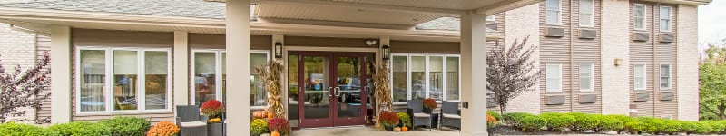 Senior living options at the senior living community in Reading