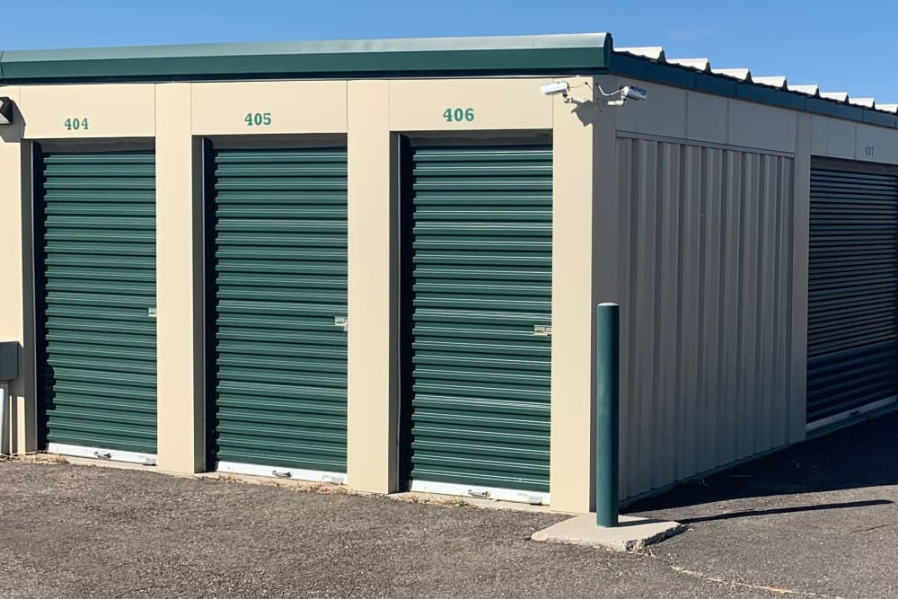 View our hours and directions at KO Storage of Casper East in Evansville, Wyoming