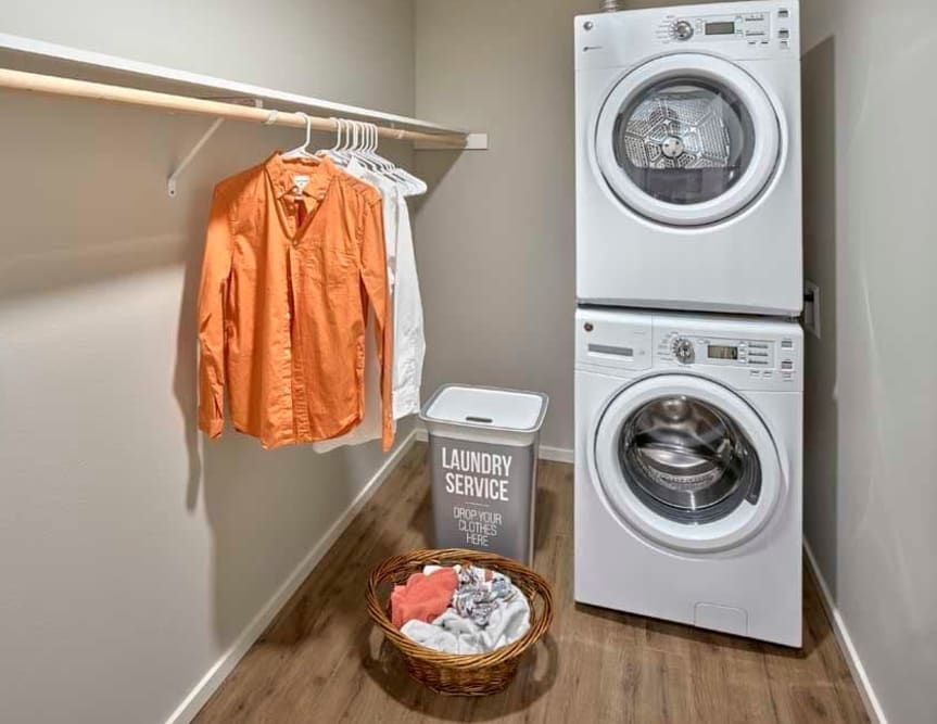 The Maverick offers a Washer/Dryer in Burien, Washington