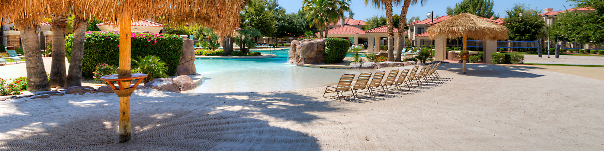 Amenities at San Cervantes in Chandler, Arizona