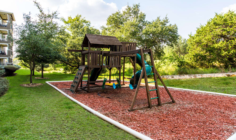 Play ground at Marquis at Stone Oak