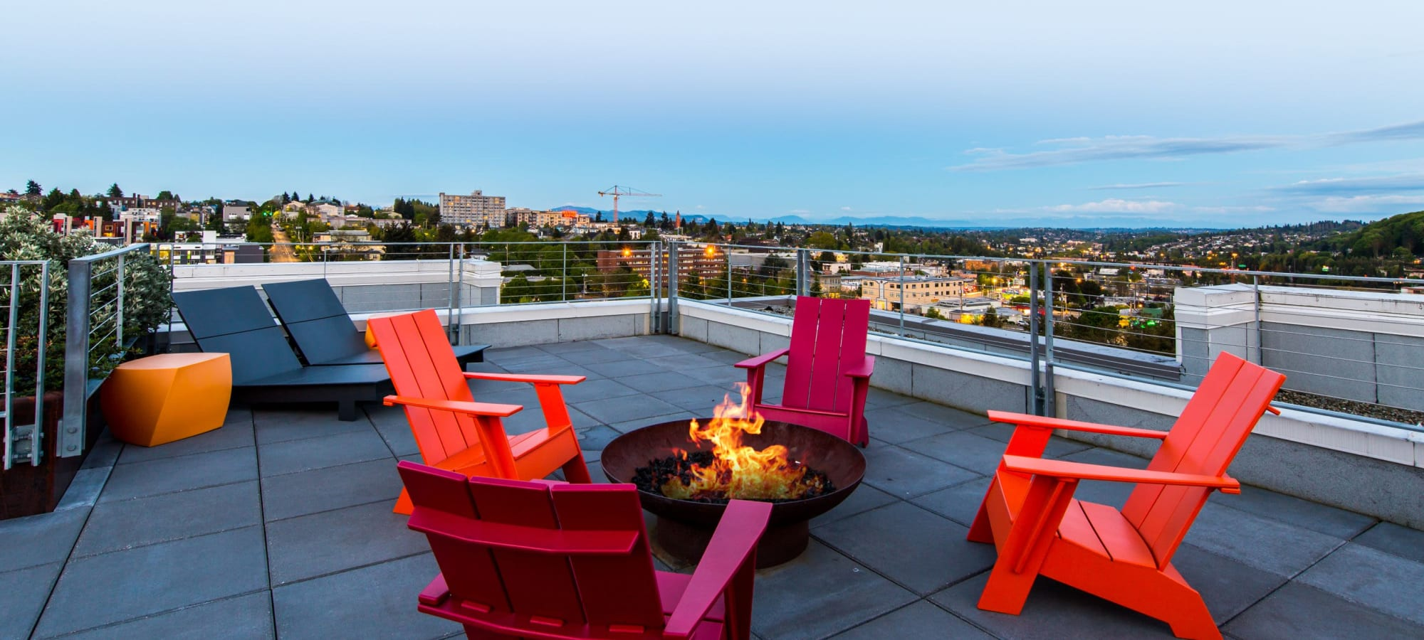 Apartments at Anthem on 12th in Seattle, Washington