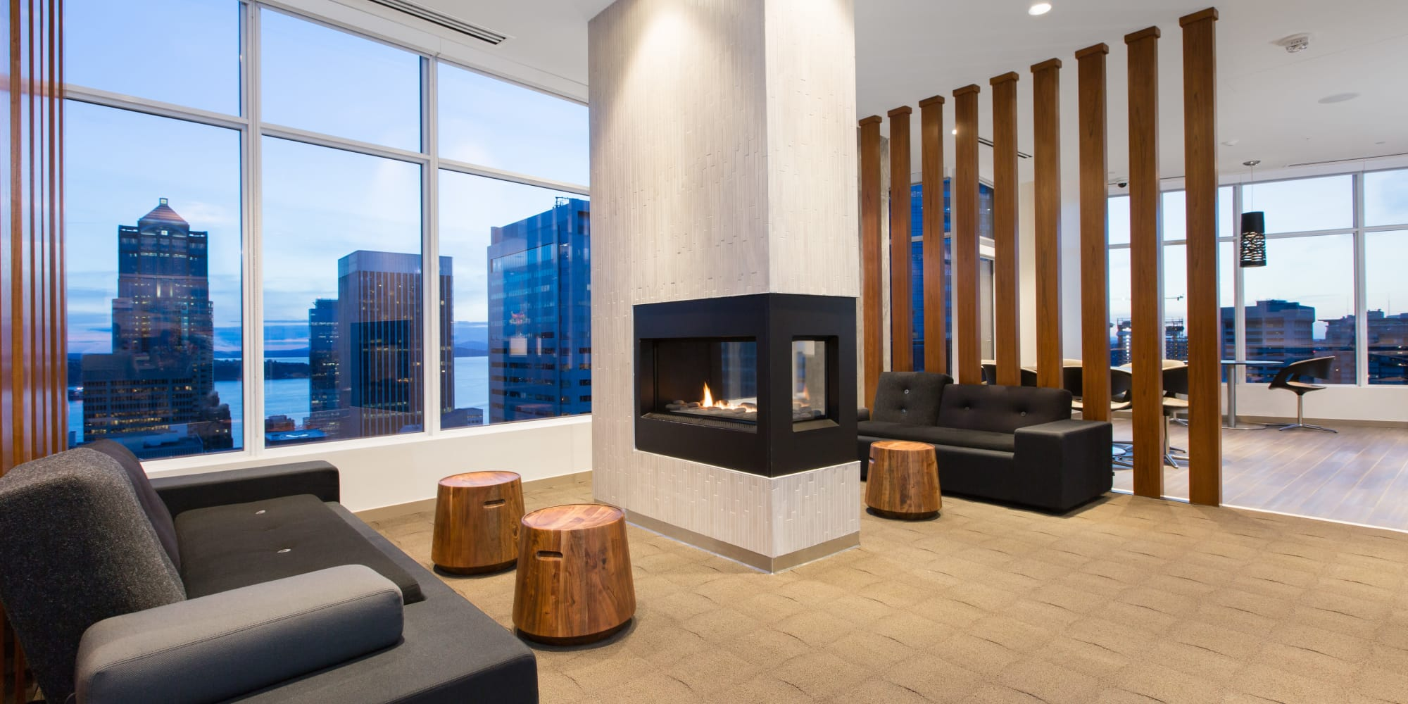 Apartments at Cielo in Seattle, Washington