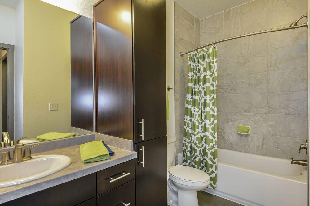 Bathroom at Spyglass