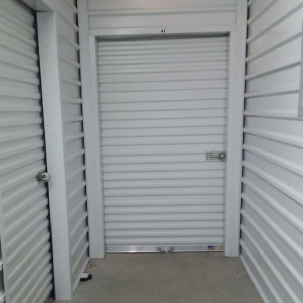Indoor storage units at StorQuest Self Storage in Highlands Ranch, Colorado