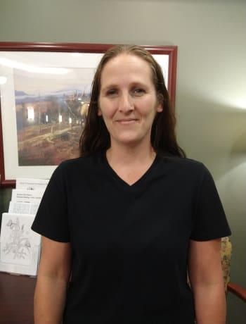 Melissa Rivera, Lead Housekeeper at The Iris Senior Living in Great Falls, Montana