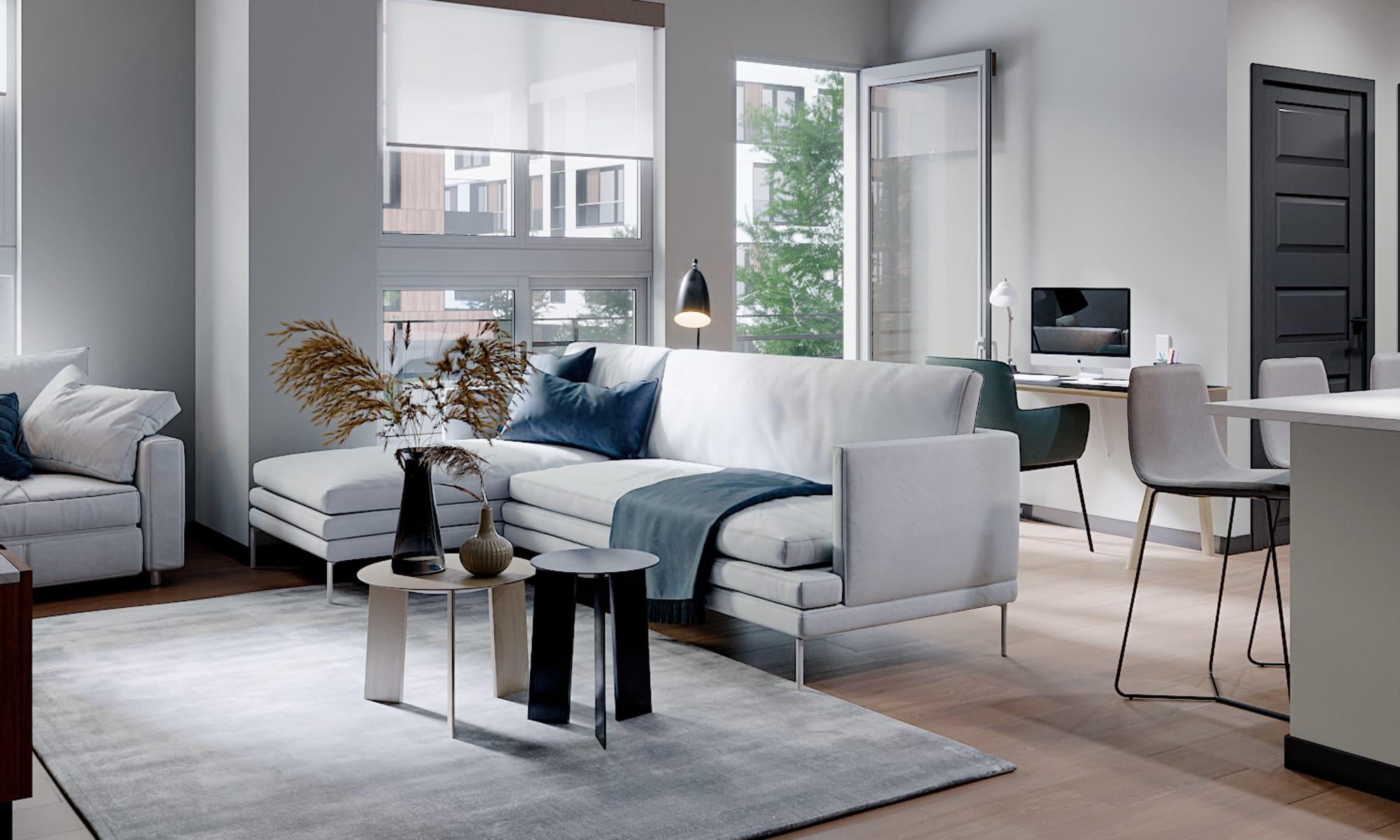 Apartments at Solana Stapleton Apartments in Denver, Colorado