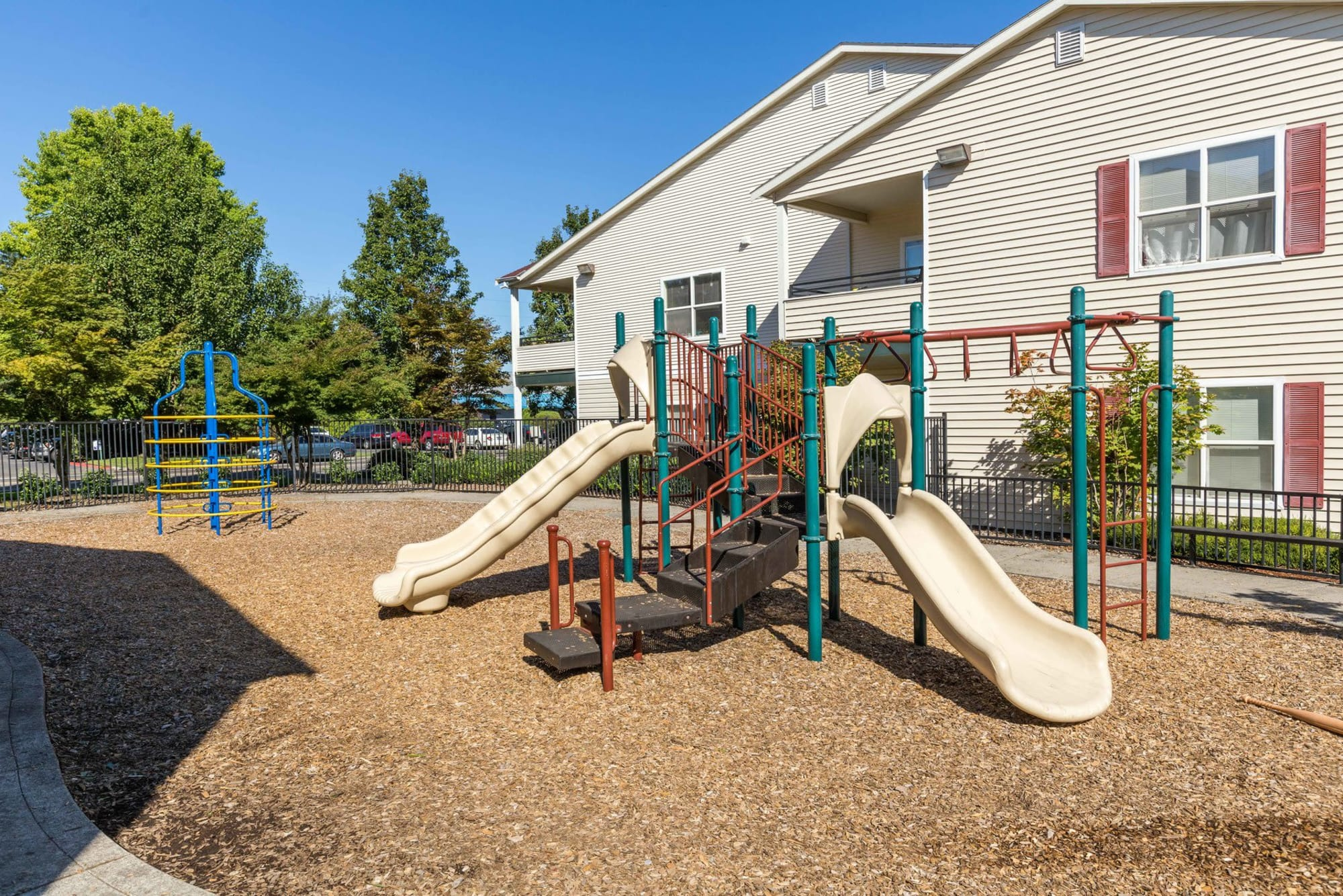 Playground at The Landings at Morrison Apartments in Gresham, Oregon