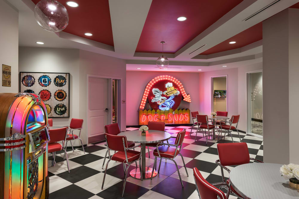 Claires  cafe to bar Cedarbrook of Rochester