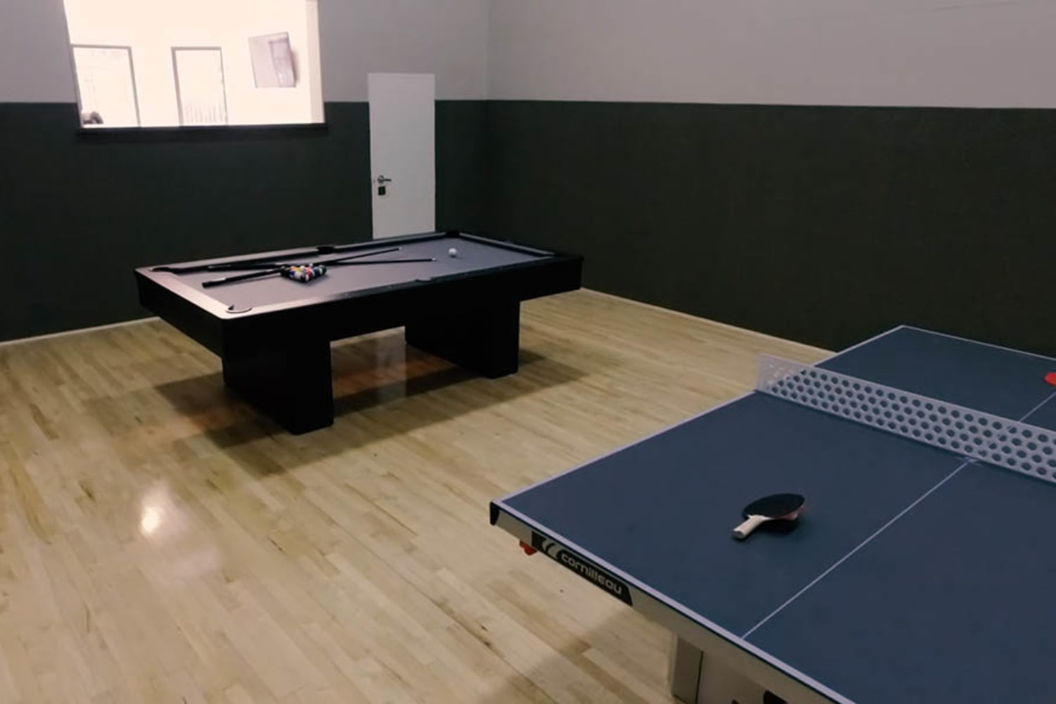 Waterford Place Apartments offer a game room in Mesa, Arizona