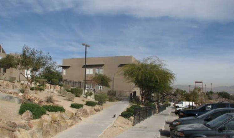Maryland Villas community in Las Vegas, NV