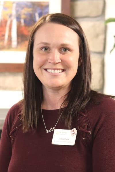 Jillian Gue, Health Services Administrator at The Springs at Bozeman in Bozeman, Montana