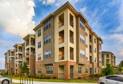 Exterior view at Axis Berewick in Charlotte, North Carolina