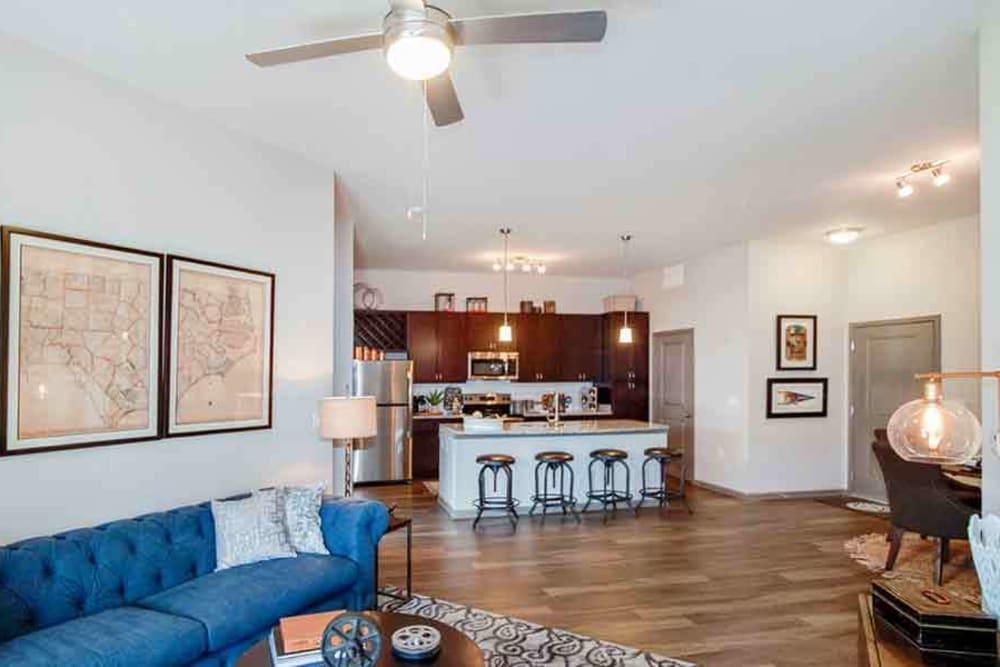 Open Floor Plans At Brookson Resident Flats