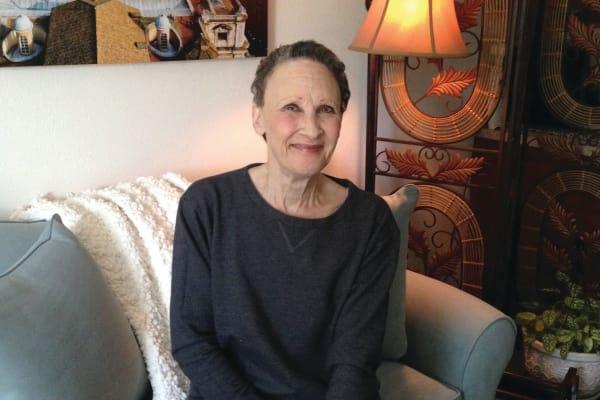 Roberta Wahl at Ashwood Meadows Gracious Retirement Living in Johns Creek, Georgia
