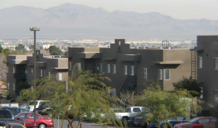 Las Vegas, NV view