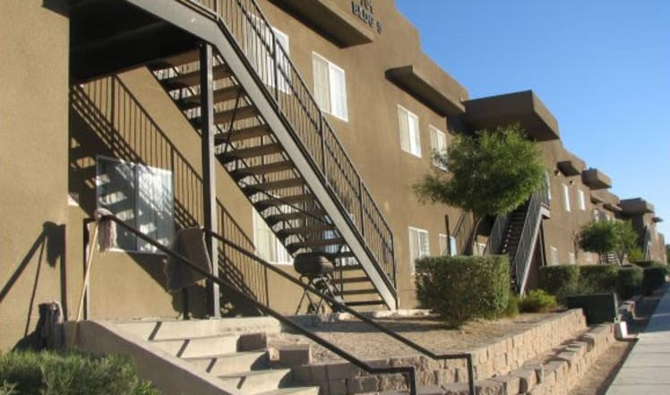 Maryland Villas affordable apartments in Las Vegas, NV