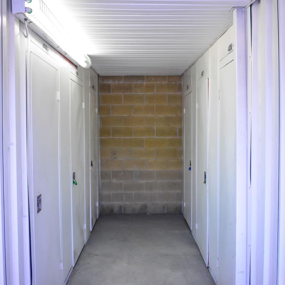 View the storage units at STOR-N-LOCK Self Storage in Riverdale, Utah