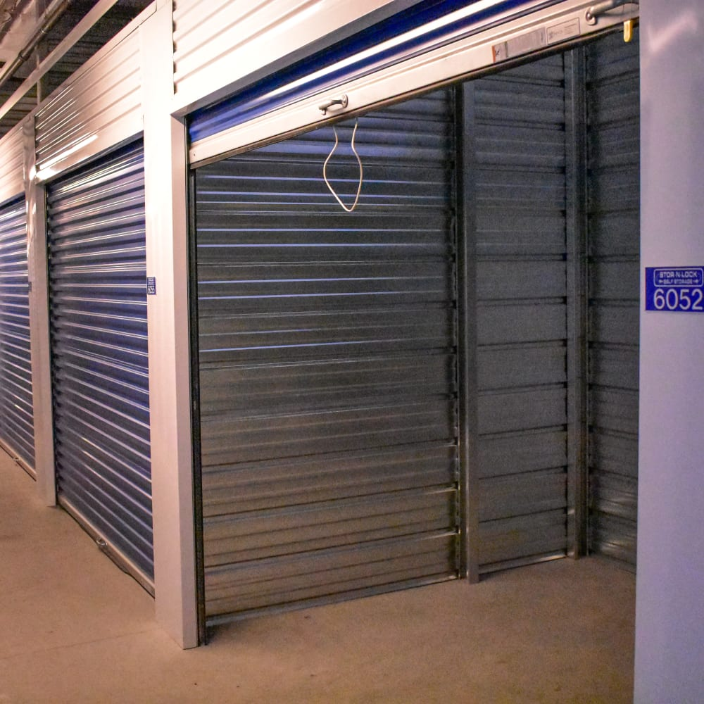 View the climate-controlled storage units at STOR-N-LOCK Self Storage in Colorado Springs, Colorado