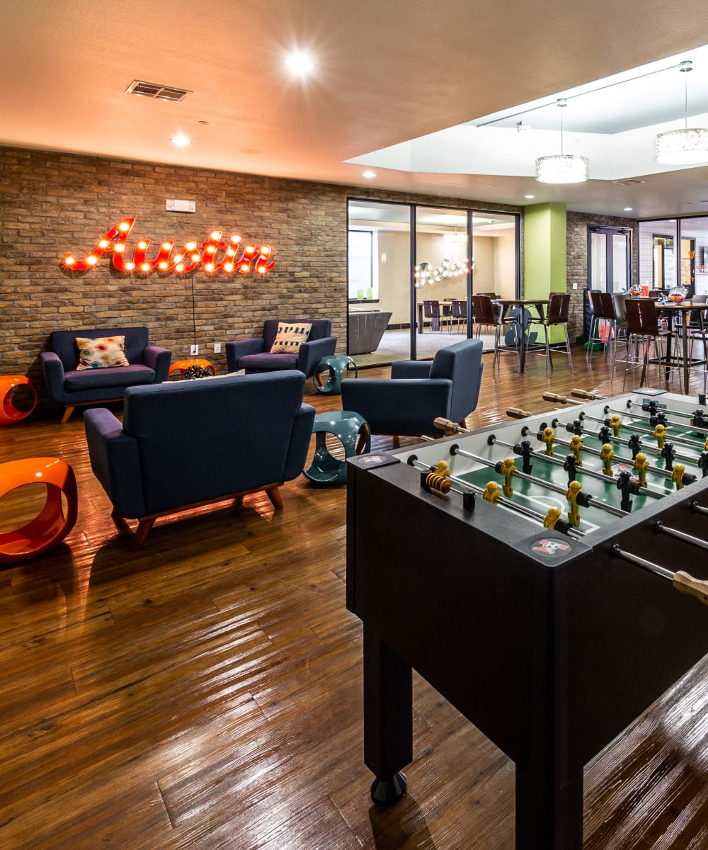 View our amenities at Regents West at 24th in Austin, Texas