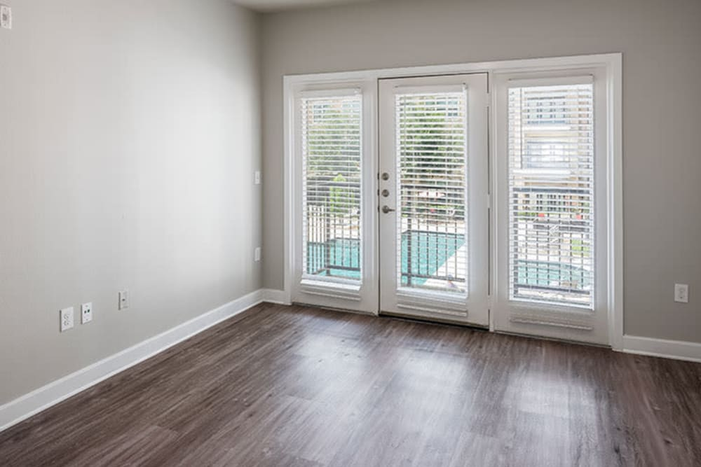 Living Room Addison Keller Springs in Addison, Texas.